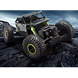 SuperToy(TM) Car Rock Crawler Off Road Race Monster Truck, Multi Colour