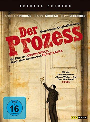 Bild von Der Prozess [2 DVDs]