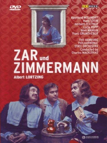 Lortzing - Zar und Zimmermann by Lucia Popp