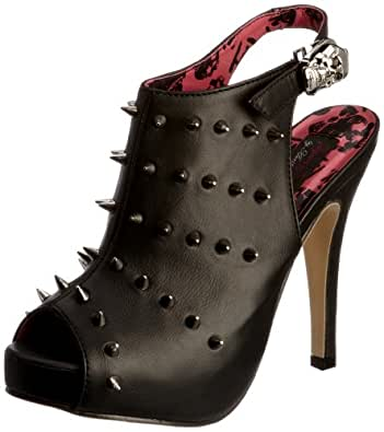 Abbey Dawn Million Dates, Scarpe col tacco donna