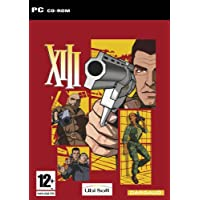 XIII (PC Game, 4 CDs)
