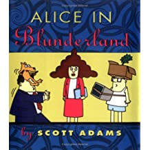 Alice in Blunderland (Dilbert Books (Hardcover Mini))