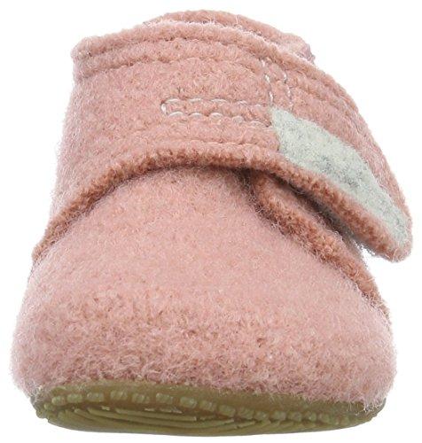 Living Kitzbühel Baby Mädchen Klett Lauflernschuhe Pink (Ash Rose 336)