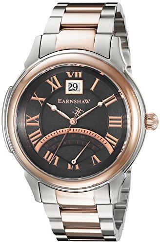 Thomas Earnshaw ES-8050-22 - Reloj analógico de Cuarzo japonés para Hombre