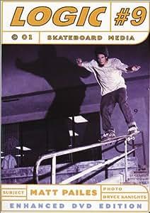 Logic 9: Skateboard Media [DVD] [Region 1] [US Import] [NTSC]