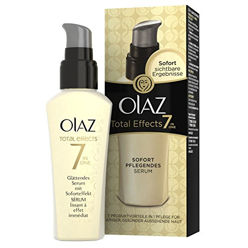 Olaz Total Effects 7-in-1 Anti-Aging Sofort Pflegendes Serum, 50 ml