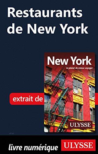 Descargar Libro Restaurants de New-York de Collectif