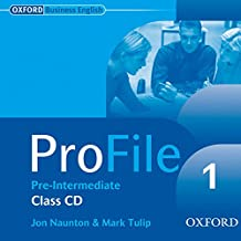ProFile 1: Class Audio CD