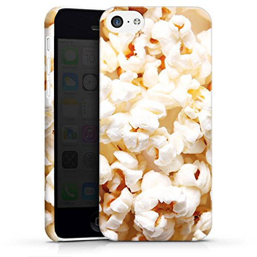DeinDesign Premium Case kompatibel mit Apple iPhone 5c Hülle Handyhülle Kino Popcorn Poppin Corn - Iphone 5c Case-kino