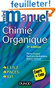Mini manuel de Chimie organique - 3e édition - Cours + Exercices