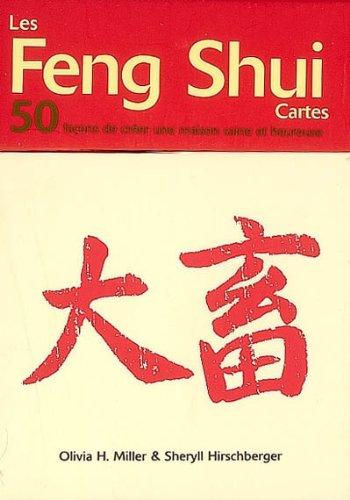 Les cartes Feng shui par Collectif