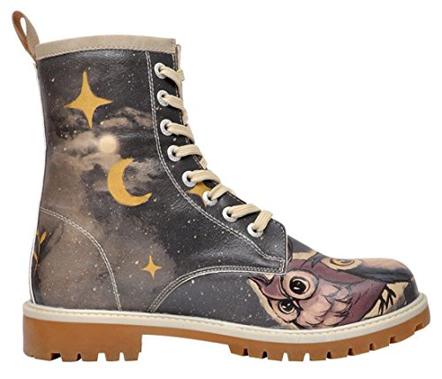 Dogo Boots Owls Family – Damen-Stiefel - 3