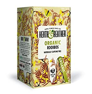 Heath & Heather | Organic Rooibos Tea | 3 x 20 bags (FR)