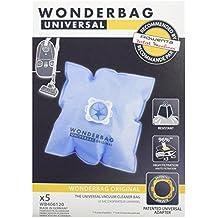 Rowenta Wonderbag WB406120 - Bolsas para aspiradora, pack con 5 unidades