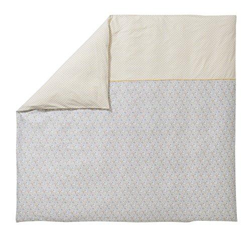 Essix D03–3790901–603320-sx Happy Bettbezug Aqua 240x 220cm (Aqua-duvet-set)