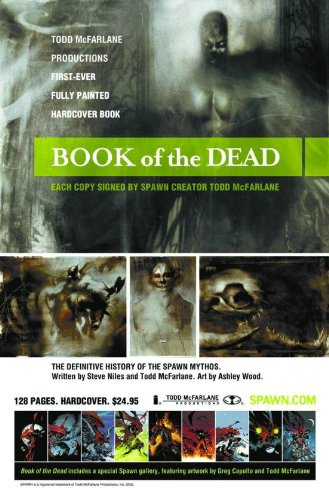 Spawn: Book of the Dead (Spawn)