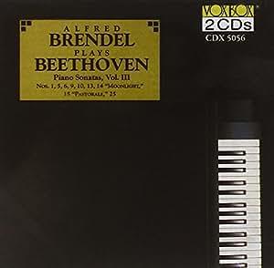 Klaviersonaten Vol.3-Sonaten 1,5,6,9,10,13-15