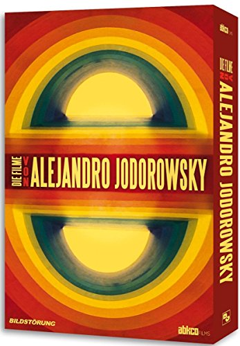 JODOROWSKY Collection (Blu-ray)