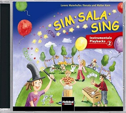 Sim Sala Sing. 5 AudioCDs: Instrumentale Playbacks CD 1-5 (Sim Sala Sing / Instrumentale Playbacks)