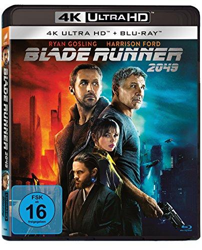 Blade Runner 2049 - Ultra HD Blu-ray [4k + Blu-ray Disc]