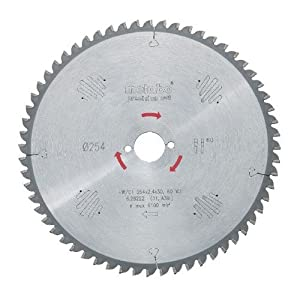 Metabo 628057000 315 x 30 48 WZ HW/CT Circular Saw Blade