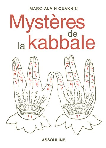 Book's Cover of MYSTERES DE LA KABBALE