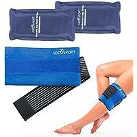 Flexible Gel-Kompresse / Kälte- / Wärmekompresse,verstellbarer Klettverschluss, zur Schmerzlinderung, für Nacken... preisvergleich bei billige-tabletten.eu