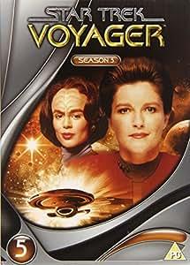 Star Trek: Voyager - Season 5 (Slimline Edition) [Import anglais]