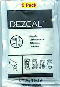 Urnex Dezcal 5 Pack