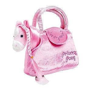 small foot company 4144 - Bolso con Pony de Peluche Paulina Importado de Alemania