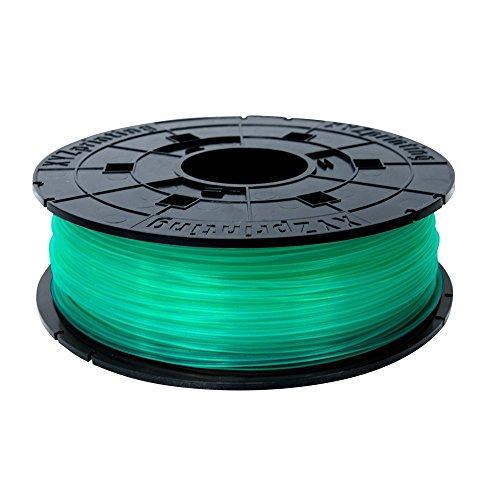 Bobine recharge de filament PLA, 600g, Vert Clair pour imprimante 3 D DA VINCI  1.0PRO – 1.0A – 1.0AiO – 2.0A – 1.1 PLUS – Super