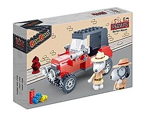 BanBao 7527 Juego de construcción Juguete de construcción - Juguetes de construcción (Juego de construcción, Multicolor, 4 año(s), 109 Pieza(s), Niño/niña, Niños)