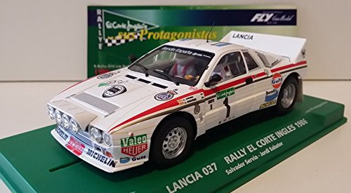 Slot SCX Scalextric Fly 99088 Lancia 037 Rally El