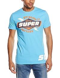 Superdry Herren T-Shirt REWORKED CLASSIC TEE