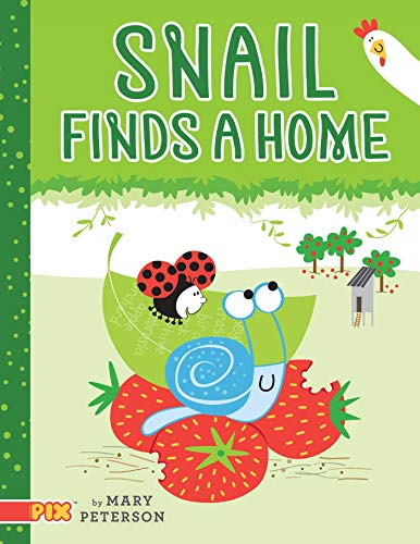 Snail Finds a Home (PIX) (English Edition)