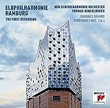 Elbphilharmonie - Die erste Aufnahme: Brahms Sinfonien 3 & 4 - NDR Elbphilharmonie Orchester