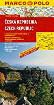 Czech Republic Marco Polo Map (Marco Polo Maps)