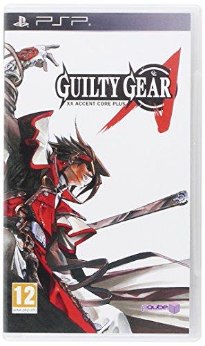 Guilty Gear Xx Schwerpunkt Core Plus (Pokemon Psp)
