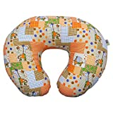 Nina Multitasker Nursing Pillow with Slipcover, Orange