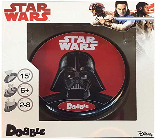 Zygomatic- Dobble Star Wars - Español (Asmodee ASDOSW02)