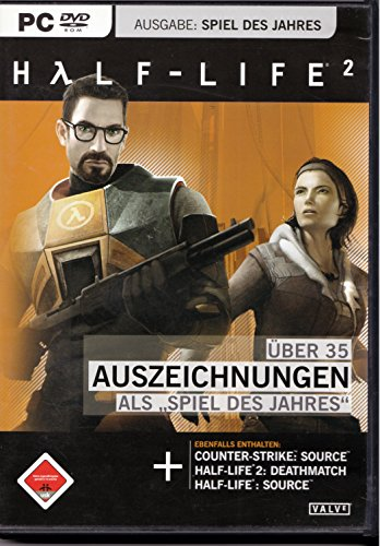 Half-Life 2 - Game of the Year Edition