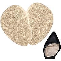 Doact Ballenpolster-Silikon Vorfuß Einlegesohlen (4 Stück) - Soforthilfe bei Vorfuß für die Frauen, Fit zu tragen... preisvergleich bei billige-tabletten.eu