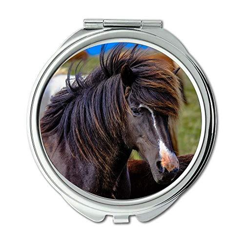 Yanteng Spiegel, Compact Mirror, Tier Tier Fotografie Unschärfe, Taschenspiegel, Tragbare Spiegel - Louis Vuitton Köln