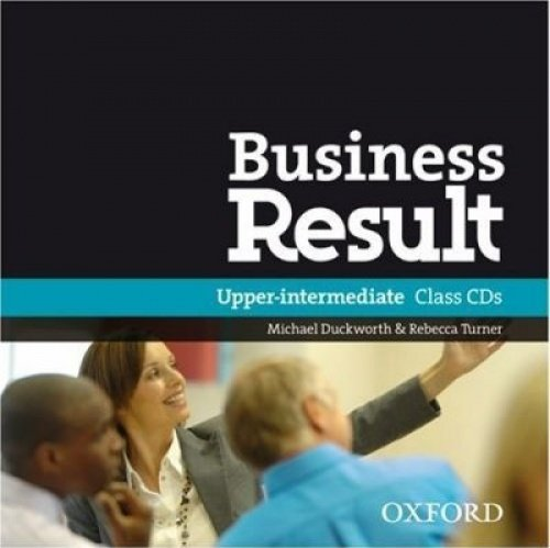 Business Result Upper-Intermediate. Class CD 2nd Edition (Business Result Second Edition)