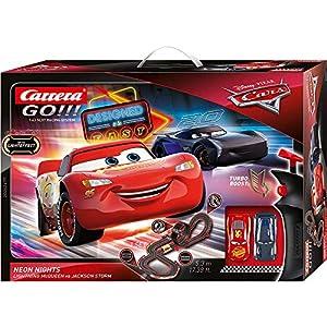 Carrera- Disney·Pixar Cars - Neon Nights, (Stadlbauer 20062477)