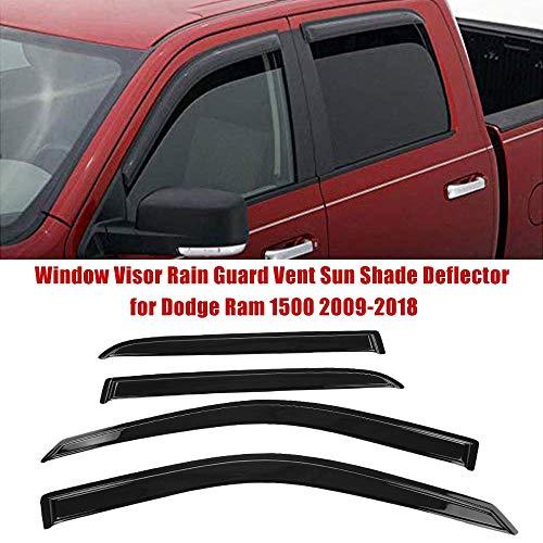 Mirage Auto Windabweiser Set Schutz for Dodge Ram (4 Stück)