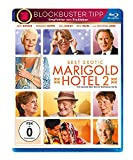 Best Exotic Marigold Hotel 2 [Blu-ray] -