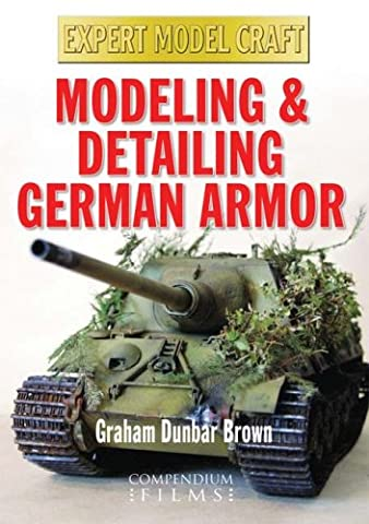 Modeling & Detailing German Armor [DVD] [Import anglais]
