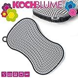Kochblume - SCRUBBY 22972 (anthrazit - grau)