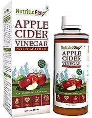 Nutritiogenx Apple Cider Vinegar with Mother 500 ML